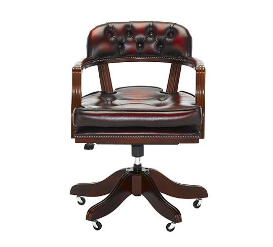meble angielskie Warszawa fotel gabinetowy chesterfieldcourt_chair